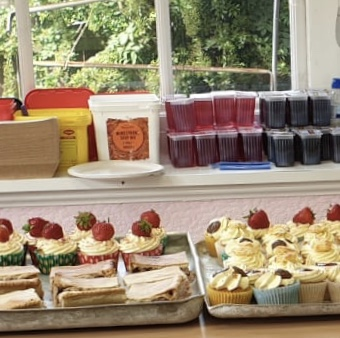 Summer Fete success at Victoria House